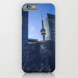 CN Tower iPhone Case