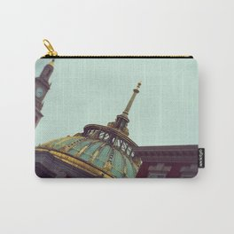 Antique Architecture Carry-All Pouch
