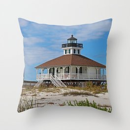 Blissfield Boca Throw Pillow