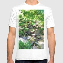 Tranquil stream T-shirt