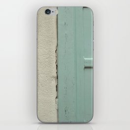 old door iPhone Skin