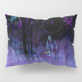 The Witches Haunt Pillow Sham