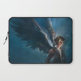 A City on the Head of a Pin Laptop Sleeve