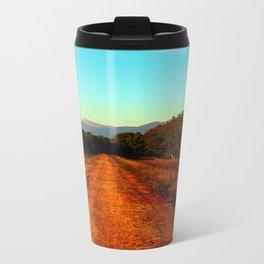 Reflections of a morning Sunrise Travel Mug