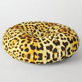 Cheetah Zeetah Floor Pillow