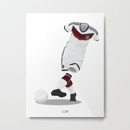 Germany - World Cup 2014 Finalists Metal Print