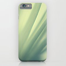Lily - flower abstract iPhone 6s Slim Case