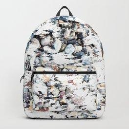 White Brush and Gravel Backpack