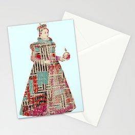 Elizabeth I Stationery Cards