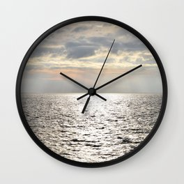 Open Seas Wall Clock