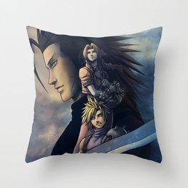 Hero Legend Throw Pillow