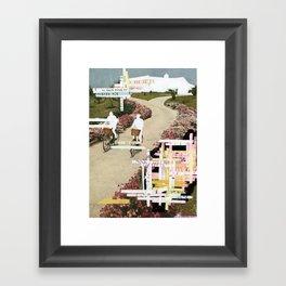 Utopia. Framed Art Print