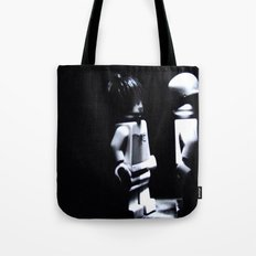 Lady of the Night  Tote Bag