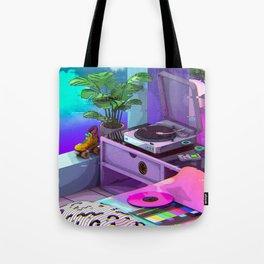 Vaporwave Aesthetic Tote Bag