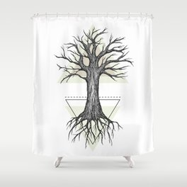 Fortitude Shower Curtain