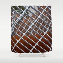 Iron entrance Shower Curtain