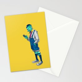 BedBush Hills - Suit & Tie Stationery Cards