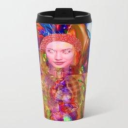 Organic Body Metal Travel Mug
