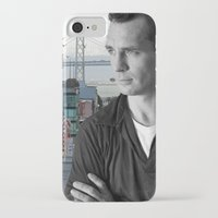 kerouac iPhone & iPod Cases featuring Jack Kerouac San Francisco  by All Surfaces Design