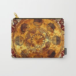 Medieval Sun II Carry-All Pouch
