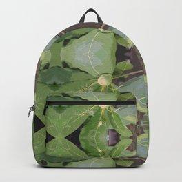 Almond Tree Pattern Backpack
