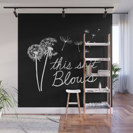 Gone To Seed Wall Mural
