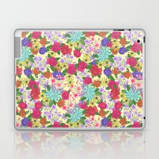 Summer Bouquet Laptop & iPad Skin