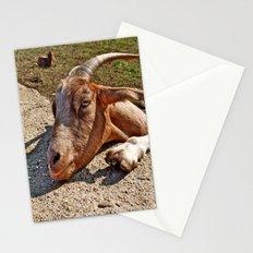 Mr. Goat Stationery Cards