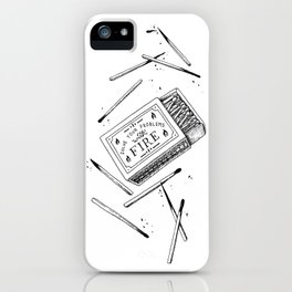 for the pyros iPhone Case