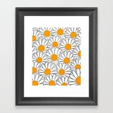 marguerite-61 Framed Art Print