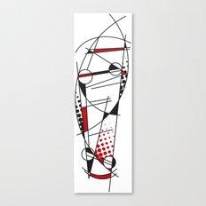 Abskatebt Canvas Print