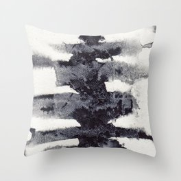 the spinal column Throw Pillow