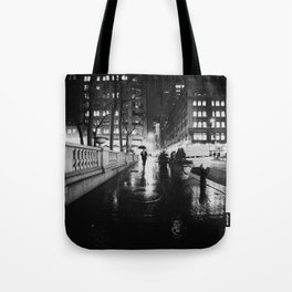 New York City Noir Tote Bag