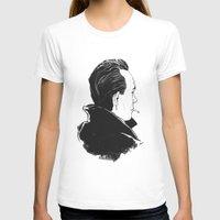camus T-shirts featuring Camus 2 by reymonstruo