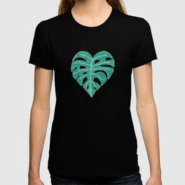 Leaf Heart T-shirt