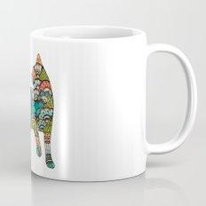 Vegetarian cat Mug