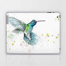 Hummingbird Flurry Laptop & iPad Skin