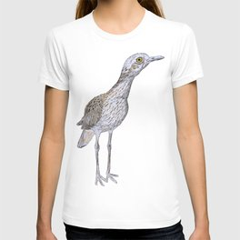 Suspicious Curlew T-shirt
