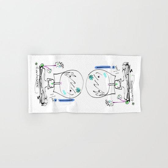 haritsadee 11 Hand & Bath Towel