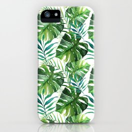 Jungle Feaver iPhone Case