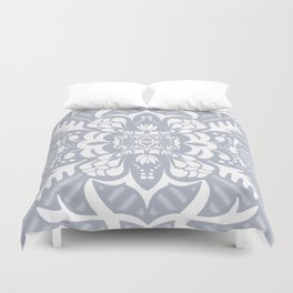 The Garden Is Abloom Duvet Cover