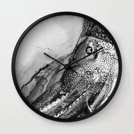 Squid Wall Clock