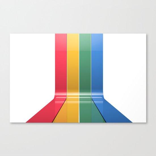 The Colors   Canvas Print