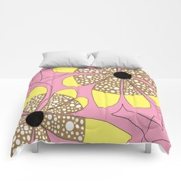 FLOWERY  LEA / ORIGINAL DANISH DESIGN bykazandholly Comforters