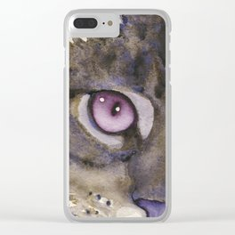 Lewis Clear iPhone Case