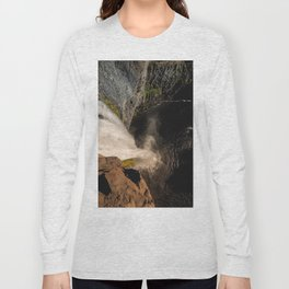 Fear of Heights - Palouse Falls Long Sleeve T-shirt