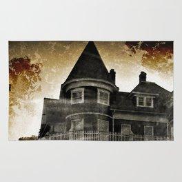 Haunted Hauntings Series - House Number 4 Rug