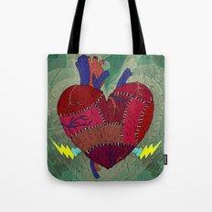 Heartenstein Tote Bag