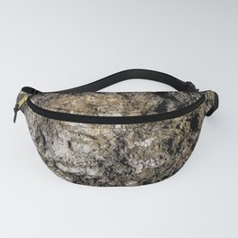 Terrain, soil, earth that produces a pretty good quality of a wine Fanny Pack