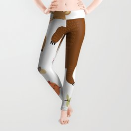 Forest Critters Leggings